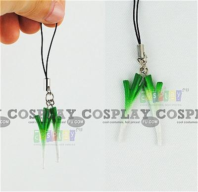 Miku Onion (Cell Phone Accessory) from Vocaloid