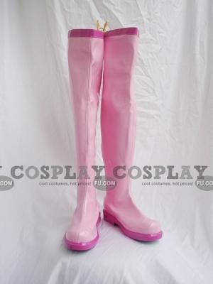 Miku Shoes (D060) from Vocaloid