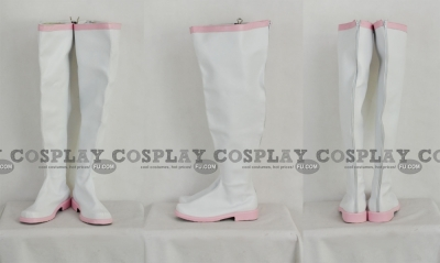 Miku Shoes (D072) from Vocaloid