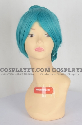 Miku Wig (Secret-Black Vow) from Vocaloid