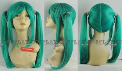 Miku Wig (Short) from Project Diva
