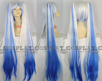 Miku Wig (Snow) from Vocaloid