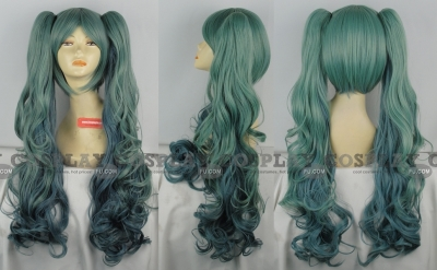 Miku Wig (The Rondo of the Sun and the Moon) from Vocaloid