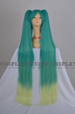 Miku Wig (White Paradise,2nd) from Vocaloid