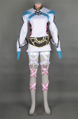 Milla Costume from Tales of Xillia 2