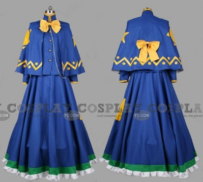 Mima Cosplay (Highly Responsive to Prayers) from Touhou Project