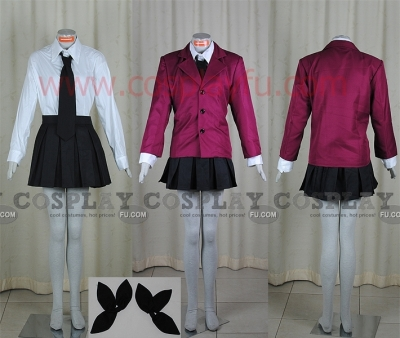 Mina Cosplay (School Uniform) from Dance in the Vampire Bund