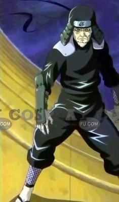 Hiruzen Cosplay (Third Hokage) from Naruto