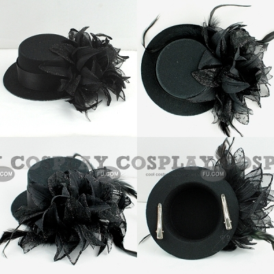 Mini Hat (Black 02)