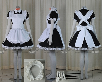 Mio Cosplay (Maid) from K ON