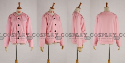 Mirai Coat from Beyond the Boundary