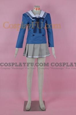 Mirai Cosplay from Kyokai no Kanata