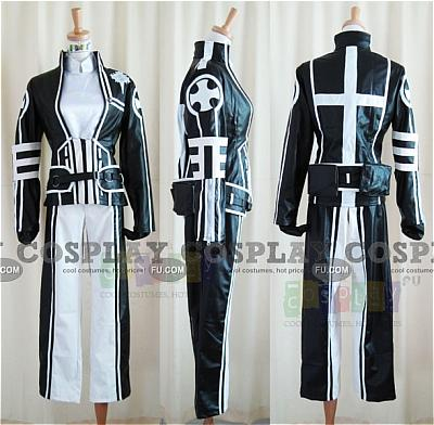 Miranda Cosplay Costume from D.Gray-Man