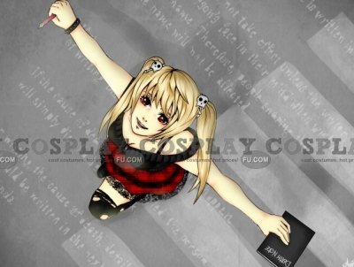 Misa Cosplay (Black and Red) from Death Note