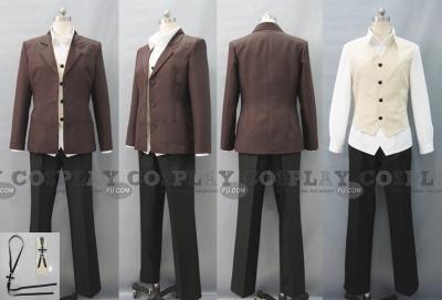 Misaki Cosplay (Uniform) from K