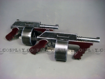 Mafia Miss Fortune Pistol from League of Legends