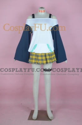 Mizore Cosplay from Rosario Vampire