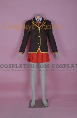 Mizuki Cosplay from Baka to Test to Shokanju