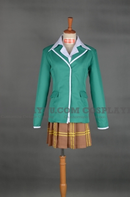 Moka Cosplay from Rosario Vampire