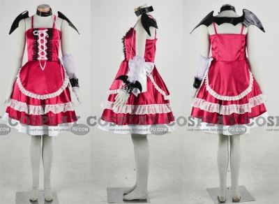 Moka Costume from Rosario Vampire