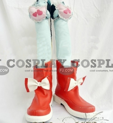 Mokou Shoes (A539) from Touhou Project