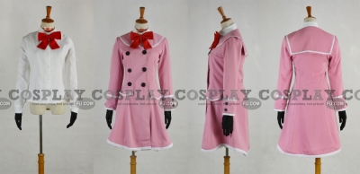 Monaco Cosplay from Axis Powers Hetalia