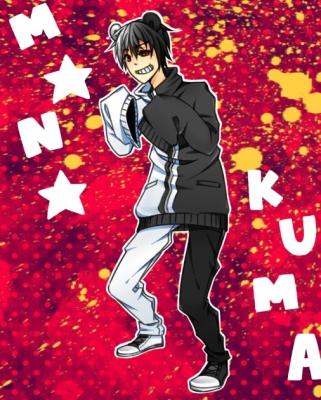 Monokuma Cosplay (3rd) from Danganronpa