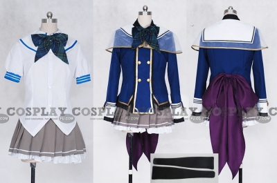 Mui Costume from Magical Warfare