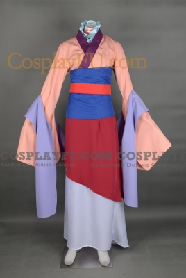Mulan Cosplay (Disney) from Hua Mulan