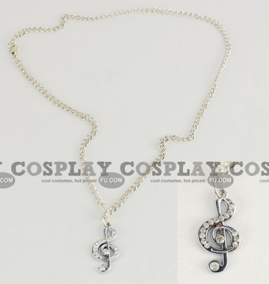Music Note Necklace (4th) from Vocaloid