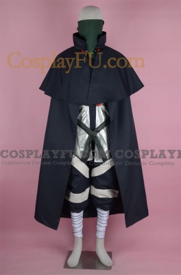 Mystogan Cosplay from Fairy Tail