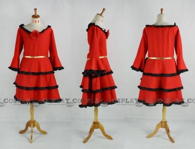 Chikaru Cosplay (Dress) from Strawberry Panic