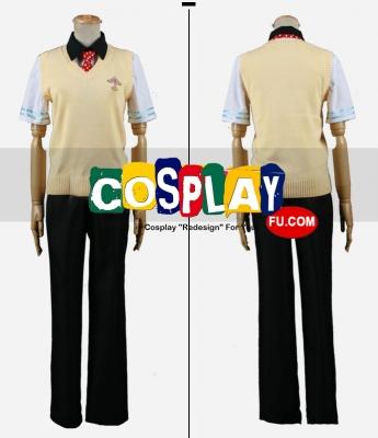 Nagisa Cosplay (Summer School Uniform) from Free