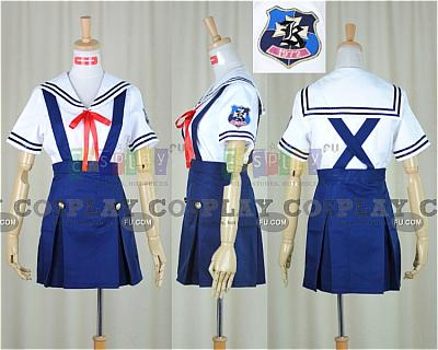 Nagisa Cosplay (Summer Uniform) from Clannad