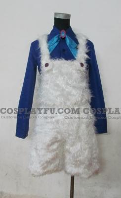 Nai Costume (Sheep) from Karneval