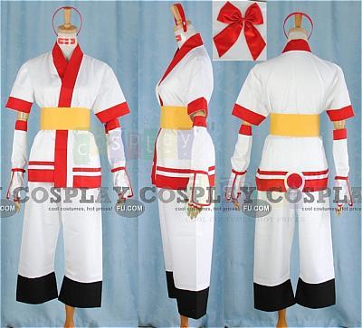 Nakoruru Cosplay from Samurai Shodown