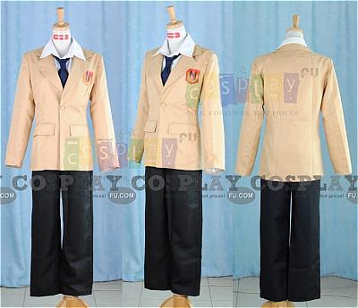 Tsuna Cosplay (School Uniform) from Katekyo Hitman Reborn