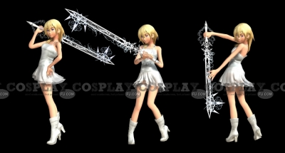 Namine Costume from Kingdom Hearts