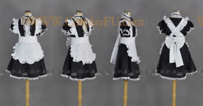 Nana Costume (Maid) from To Love Ru