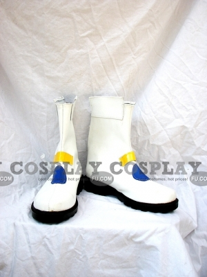 Nanoha Shoes (A164) from Magical Girl Lyrical Nanoha