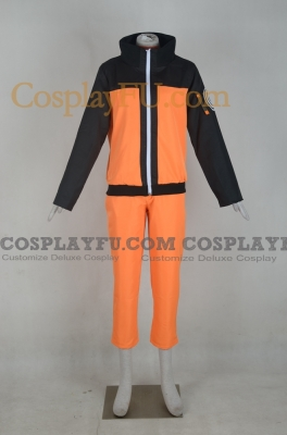 Naruto Uzumaki Cosplay (1-404) from Naruto Shippuuden
