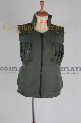Naruto Jacket (Chunin Jonin,Stock) from Naruto