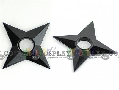 Naruto Shuriken (Black) from Naruto