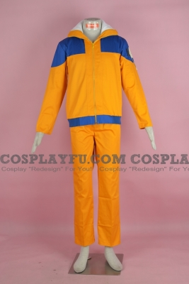 Naruto Uzumaki Costume (Stock) from Naruto