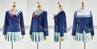 Nase Cosplay from Kyokai no Kanata