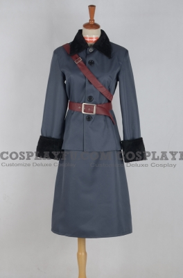 Natalya Cosplay (Uniform) from Axis Powers Hetalia