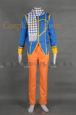 Natsu Costume (Blue) from Fairy Tail