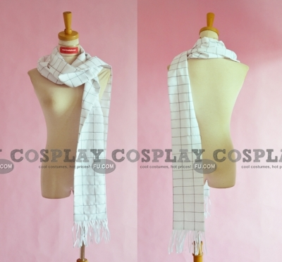 Natsu Scarf from Fairy Tail