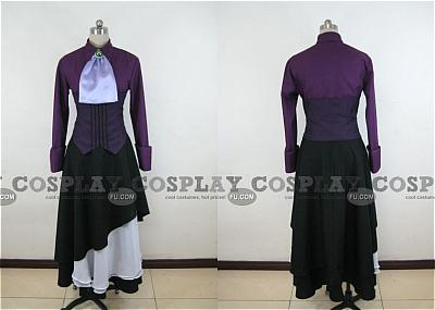 Natsuhi Cosplay from Umineko no Naku Koro ni