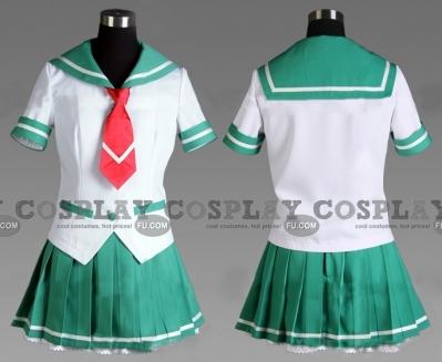 Natsumi (School Uniform) from Natsuiro Kiseki